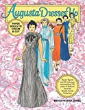 Augusta Dresses up Paper Dolls to Color and Cut