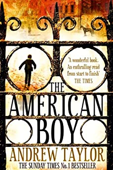 The American Boy by [Taylor, Andrew]