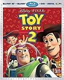 Toy Story 2 (Four-Disc Combo: Blu-ray 3D/Blu-ray/DVD + Digital Copy) by Walt Disney Studios Home Entertainment
