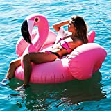 Sunnylife Inflatable Limited Edition Flamingo Rose Gold