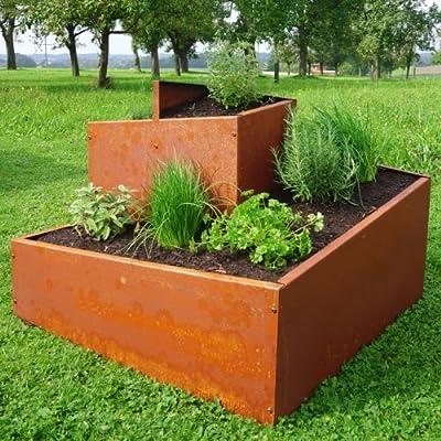 prima terra Kräuterschnecke Kräuterspriale von prima terra - Du und dein Garten