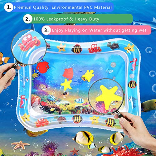 Zoom IMG-1 bambini gonfiabile tappetino per giochi