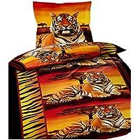 Suchergebnis Auf Amazonde Für Tiger Bettwäsche Sets Bettdecken