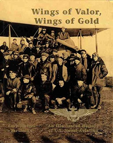 [(Wings of Valor, Wings of Gold : An Illustrated History of U.S. Aviation)] [By (author) Amy Waters Yarsinske] published on (January, 2000)