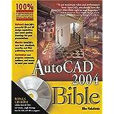 AutoCAD 2004 Bible by Ellen Finkelstein (2003-06-06)