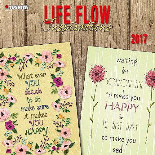 Life Flow 2017 (Mindful Editions)