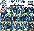 Match Attax 2017/18 Leicester City Full 18 Card Team Set 17/18