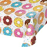 Creative Converting Nappe en Plastique Donut Time