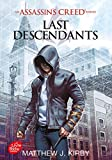 assassin s creed tome 1 last descendants