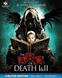the abc's of death 1-2 (ltd) (2 blu-ray+booklet) box set BluRay Italian Import