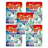 Bref WC Power Activ Hygiène 50 g - Blocs Nettoyants WC - Lot de 5