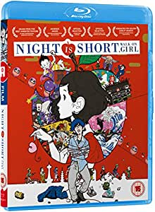 Night is Short Walk On Girl - Standard Blu-Ray