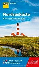 ADAC Reiseführer Nordseeküste Schleswig-Holstein mit Inseln: Der Kompakte mit den ADAC Top Tipps und cleveren Klappkarten
