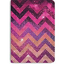 DailyObjects Arts Chevron Water Galaxy A5 Notebook Plain