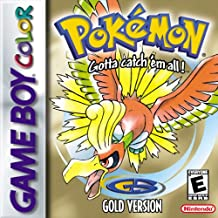 Pokemon Oro GAME BOY COLOR [Importacion USA]