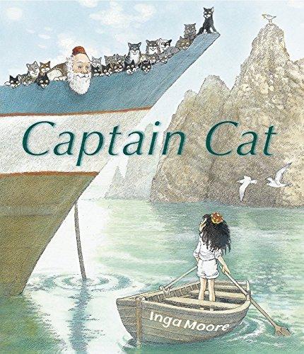 Captain Cat por Inga Moore