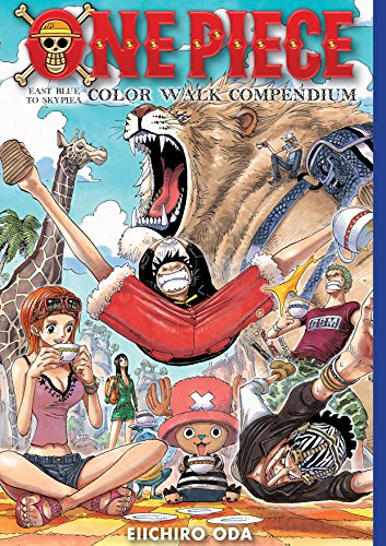 This first volume covers the early parts of the series-from the East Blue arc where the main characters of the Straw Hat pirates first meet, to the Skypiea arc where Luffy and friends face their greatest adventures yet!