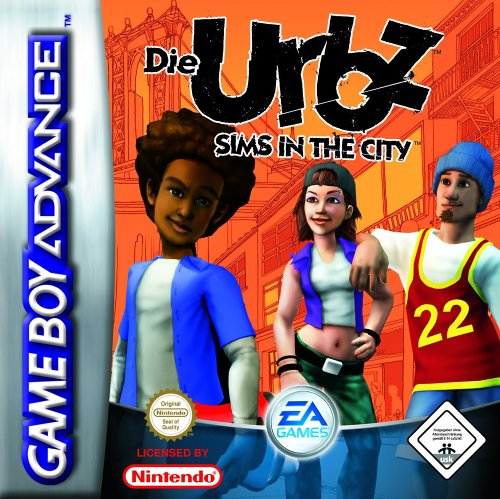 Sims Boy Game (Die Urbz: Sims in the City)
