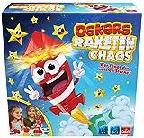 Goliath 31201 - Oskars Raketen Chaos, Kinder Gesellschaftsspiel, raketenmäßiger Spielspaß mit Sternenregen, für die ganze Familie, ab 3 Jahren