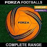FORZA Footballs - Match, Training, Astro, Garden And Futsal Balls - The Best Football Balls On The Market - Expertly Manufactured Footballs [Net World Sports] (FORZA Training Ball [2018], Size 5 (Senior))