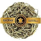 Nr. 400: Weißer China-Tee'Silver Needle' (Silbernadel) - Premiumqualität in 6g-Aromapackungen - GAIWAN®, 36g