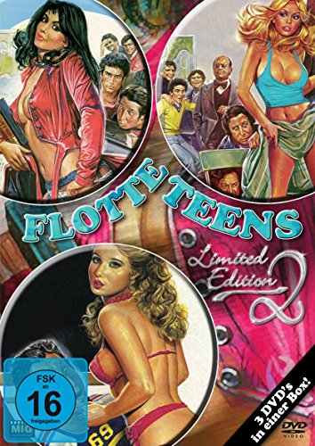 Flotte Teens Box 2 [Limited Edition] [3 DVDs] Gloria Music Box