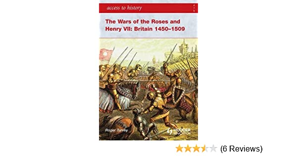 war of the roses summary history