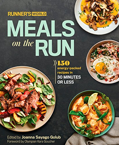 Runner's World Meals on the Run por Joanna Sayago Golub