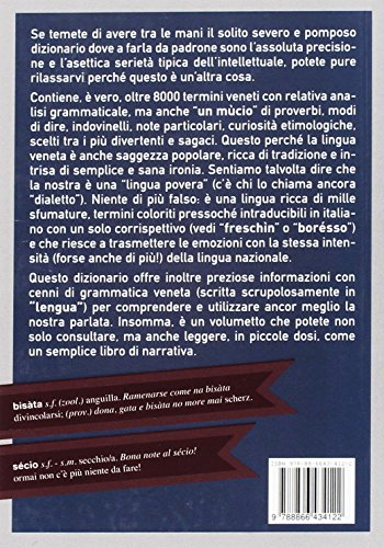 Zoom IMG-1 dizionario da scars a veneto