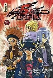 Yu-Gi-Oh ! 5D's Vol.3