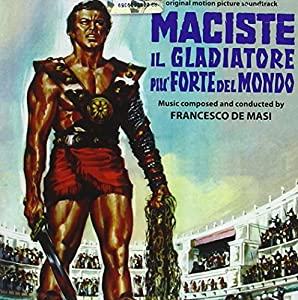 Freedb SOUNDTRACK / 740F811B - Maciste Il Gladiatore Piu' Forte Del Mondo (Seq.8)  Musiche e video  di  Francesco De Masi