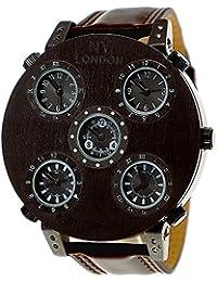 Pure time-damenuhren 691135–13Herren armbanduhr