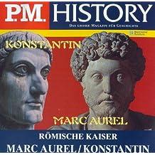 Römische Kaiser. Marc Aurel / Konstantin. 2 CDS