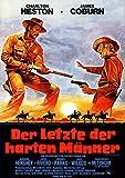 Der Letzte der harten Männer (1976) | original Filmplakat, Poster [Din A1, 59 x 84 cm]