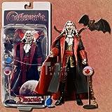 Figura Castlevania Dracula Boca Cerrada