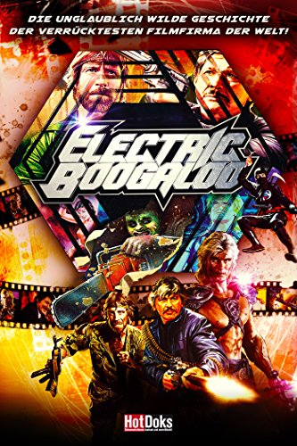 Electric Boogaloo Cover