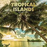 Tropical Islands - Tropeninseln 2019 - 18-Monatskalender (Wall-Kalender)