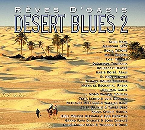 Desert Blues Vol.2: Reves