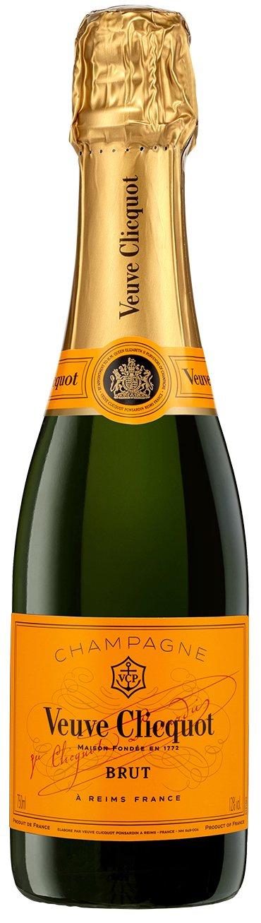 Veuve Clicquot Champagne NV Half Bottle (Brut 0.375L)