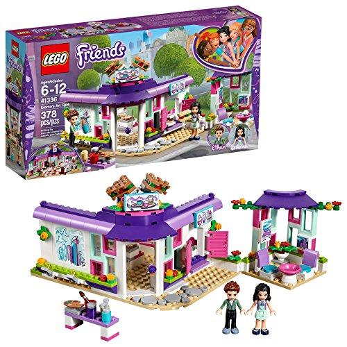 LEGO Friends 41336 - Café del arte de Emma