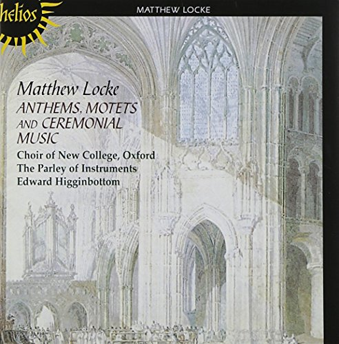 hte oxford ode ; anthems ; motets