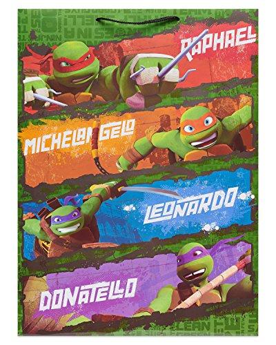 American Grüße Geschenk Tüte Jumbo Teenage Mutant Ninja Turtles Teenage Mutant Ninja Turtles Jumbo Jumbo Gift Bag