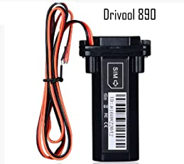 Drivool GPS Tracker mini waterproof Real Time Locator