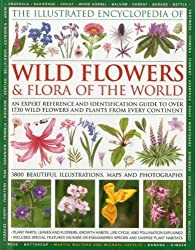 Illustrated Encyclopedia of Wild Flowers & Flora of the World by Michael Lavelle (2012-06-16)