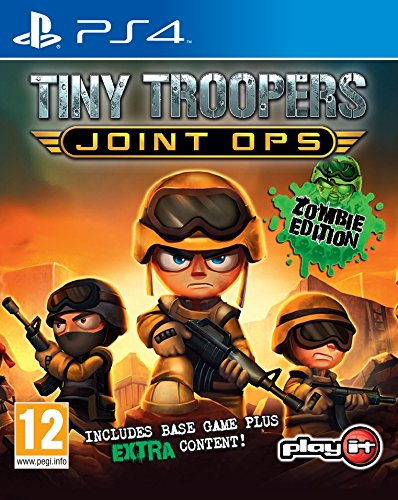 Tiny Troopers Joint Ops (PS4) - [Edizione: Regno Unito]