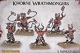 Warhammer Fantasy Khorne Wrathmongers / Skullreapers