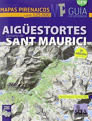 Aigüestortes i estany de Sant Maurici (Mapas Pirenaicos) por Gorka Lopez Calleja