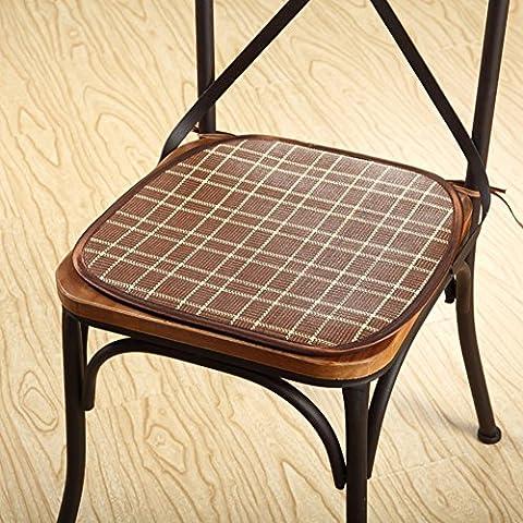 Sede di estate Ivy/Cuscino per sedie ufficio/ pad freddo di estate-D 44x44cm(17x17inch)