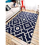 YMXLQQ Alfombra living comedor mesa azul pie cama dormitorio cabecero poliéster Alfombra ( Color : 2 )