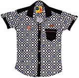 POGO Boys' Cotton Shirt (POGO10 _ 6-7 Ye...
